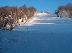 Ski Areál Mezihoří