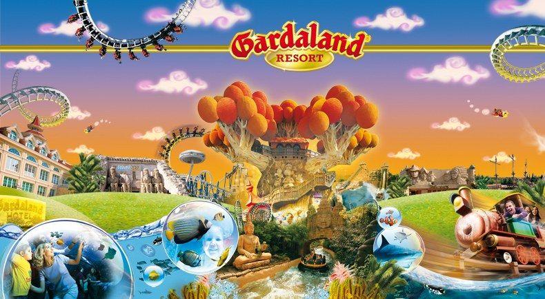 Gardaland Itálie
