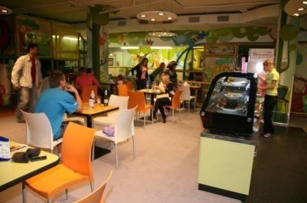 Centrum Jungle Přerov