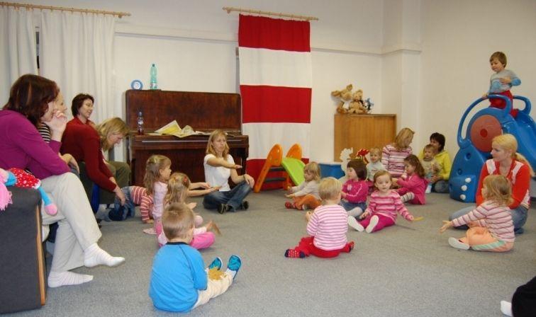 Mateřské centrum - MC Hvězdička