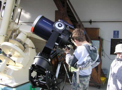 Přeneste se blíže ke hvězdám v jedné z našich hvězdáren!