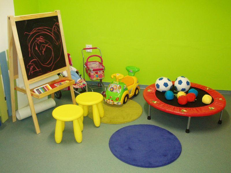 Studio pro rodinu Kroužek - herna