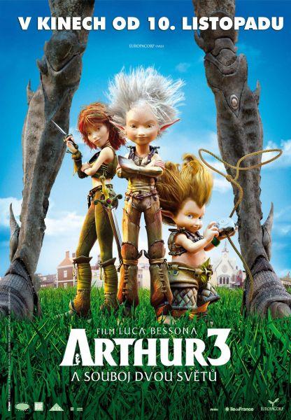 KINO: Arthur a souboj dvou světů
