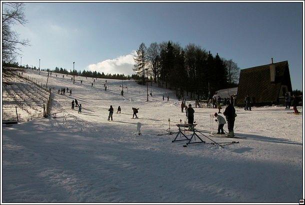 Ski areál Dlouhoňovice