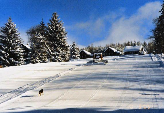 Ski region Harrachov - Zákoutí