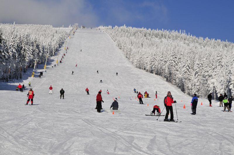 Skiareál Malá Úpa
