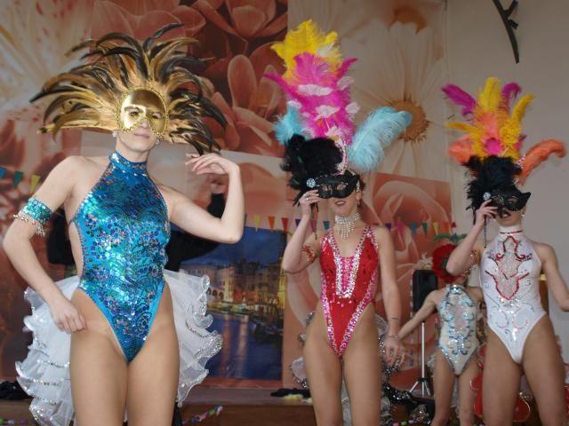 Zámek Loučeň - Benátský karneval
