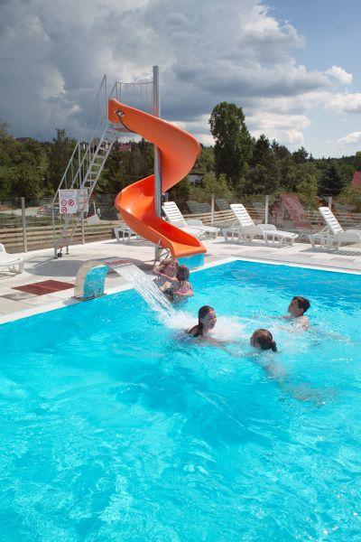 Wellness hotel PANORAMA - Těchov