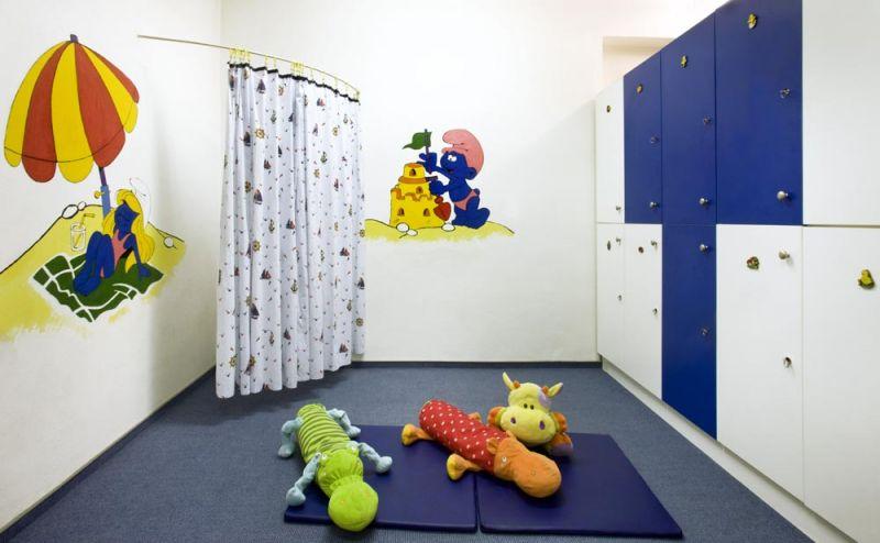 Baby Club Juklík Praha 10 Vršovice - plavání dětí
