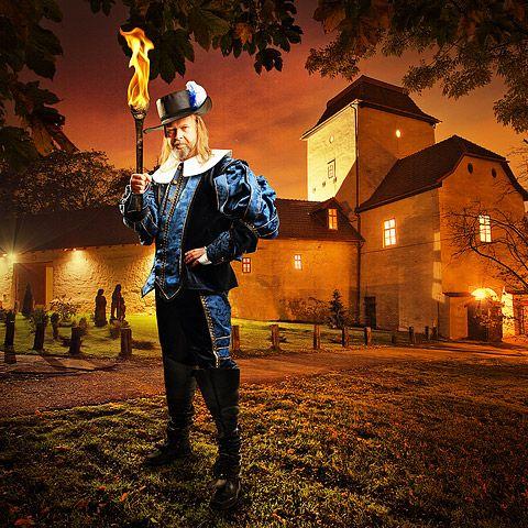 Slezskoostravský hrad - Otevřte 13. komnatu