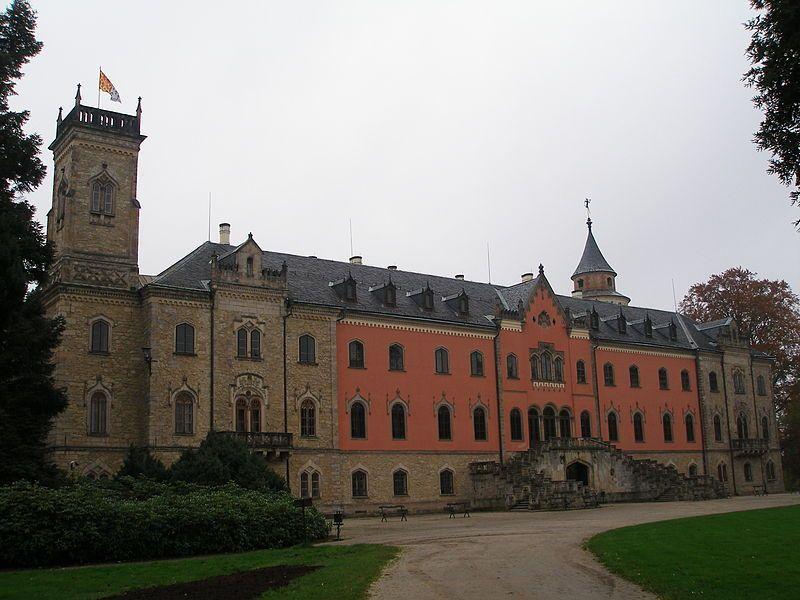 Zámek Sychrov - Princezna Lada