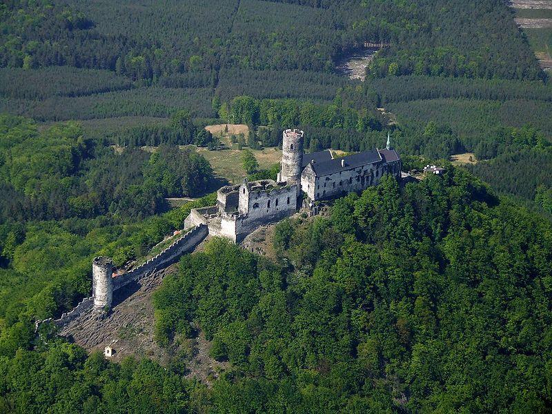 Hrad Bezděz - Noc hradních kaplí