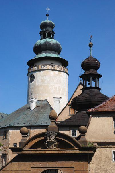 Zámek Lemberk - Zdislavská pouť - zpřístupnění věže