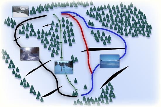 Ski Buřín - Hodkovice nad Mohelkou