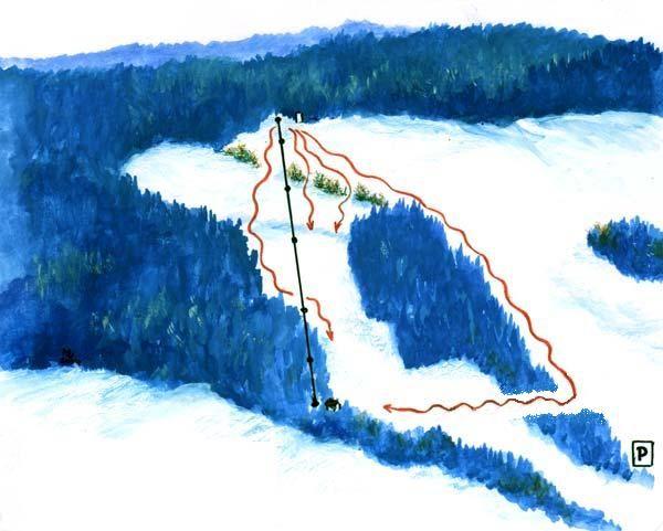 Ski klub Čihadlo - Horní Radouň
