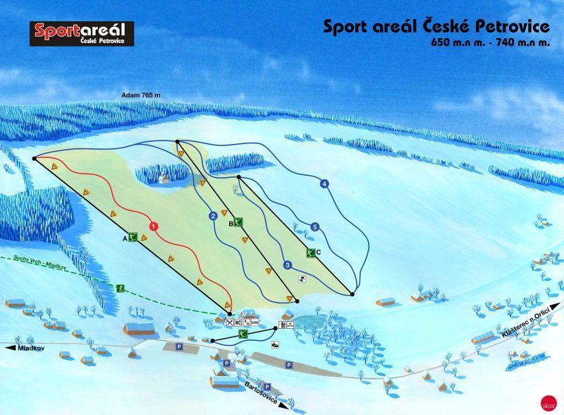 Sport areál České Petrovice