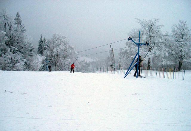 Ski areál Dědkov
