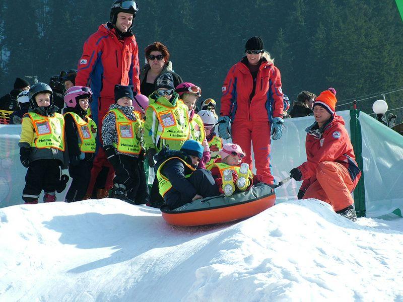 Dětské lyžařské parky aneb kam s dětmi na lyže.....