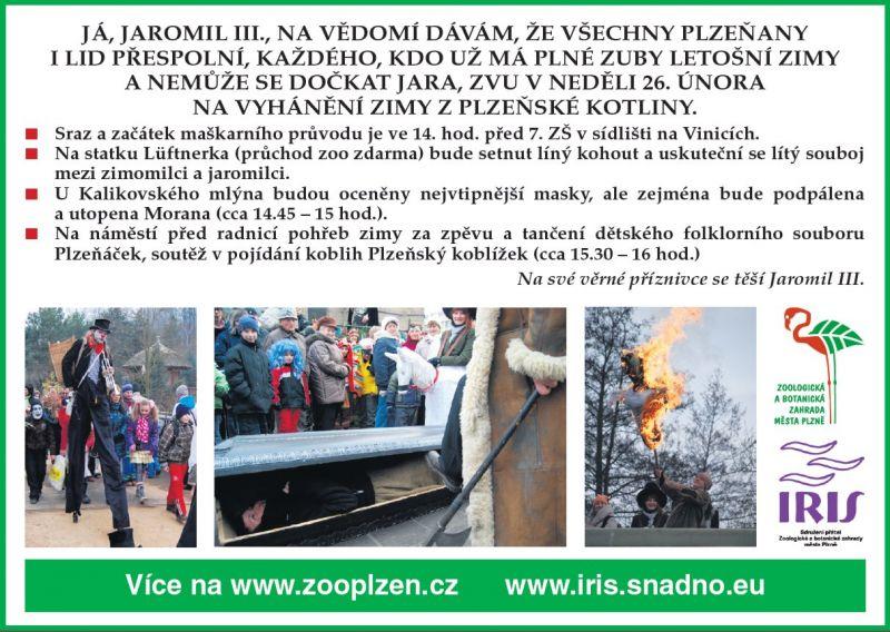 ZOO Plzeň - Český rok na vsi