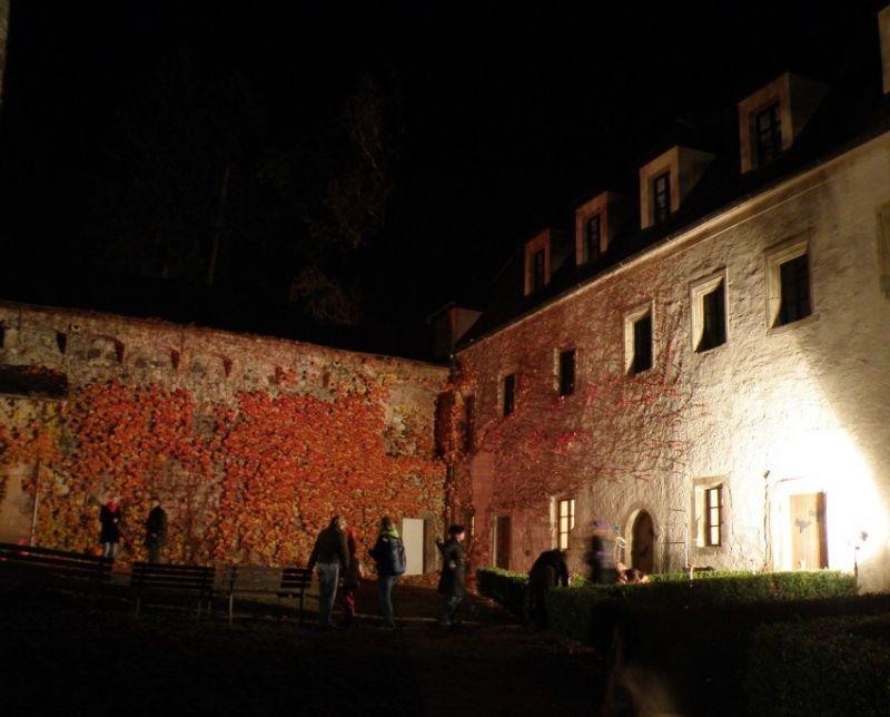 Zámek Benešov nad Ploučnicí - Hradozámecká noc