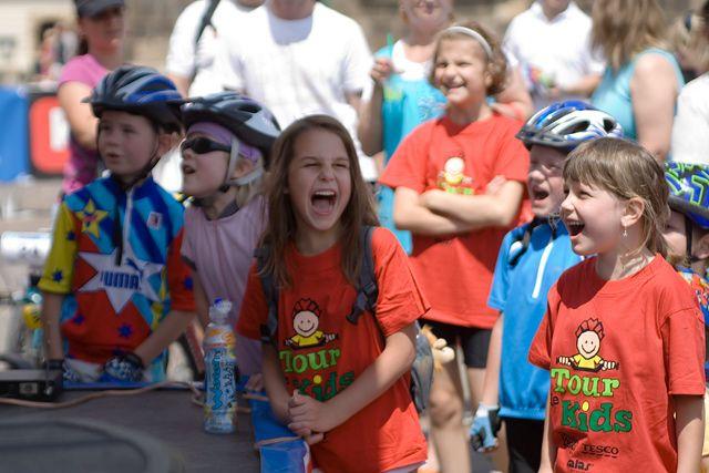 Registrace na dětské cyklistické závody Tour de Kids je spuštěna!!!