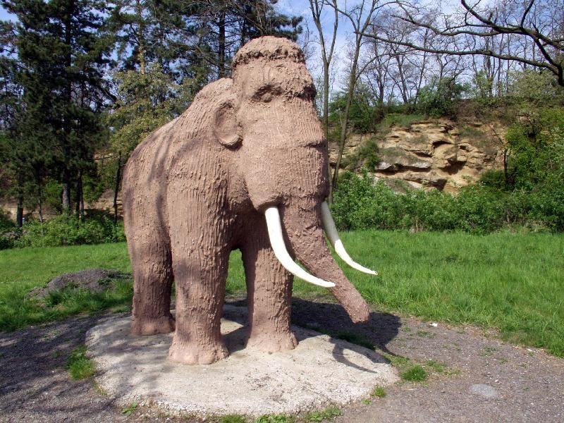 Naučná stezka Lovci mamutů v Přerově