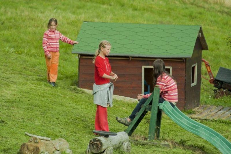 Ubytování a pronájem chaty v Jizerských horách