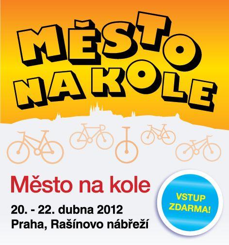 Praha, Rašínovo nábř. - Město na kole