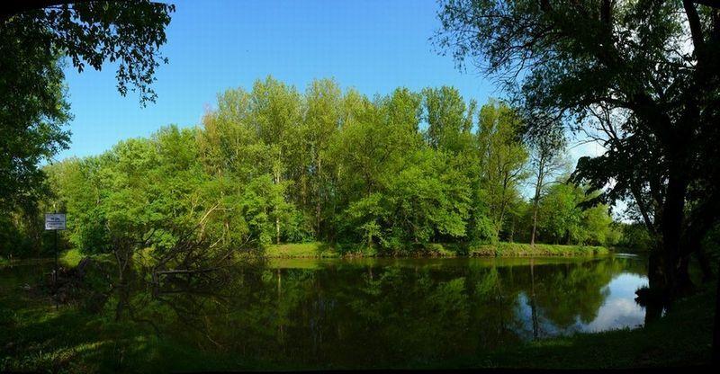 Naučná stezka Romantický areál Nové Zámky u Litovle