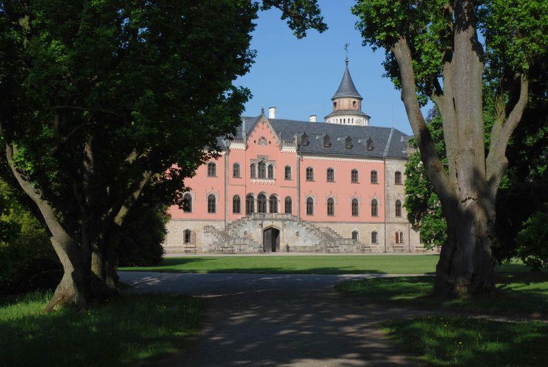 Státní zámek Sychrov - netradiční prohlídky  s pohádkou Princezna Lada