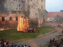 Hrad Švihov - Dobývání hradu