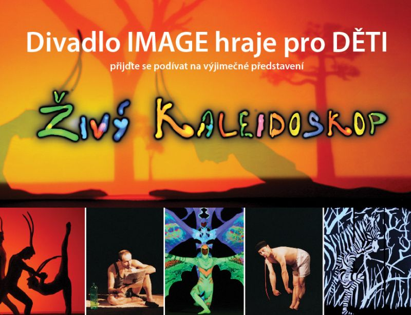 Soutěžte o vstupenky do divadla Image Theatre Praha