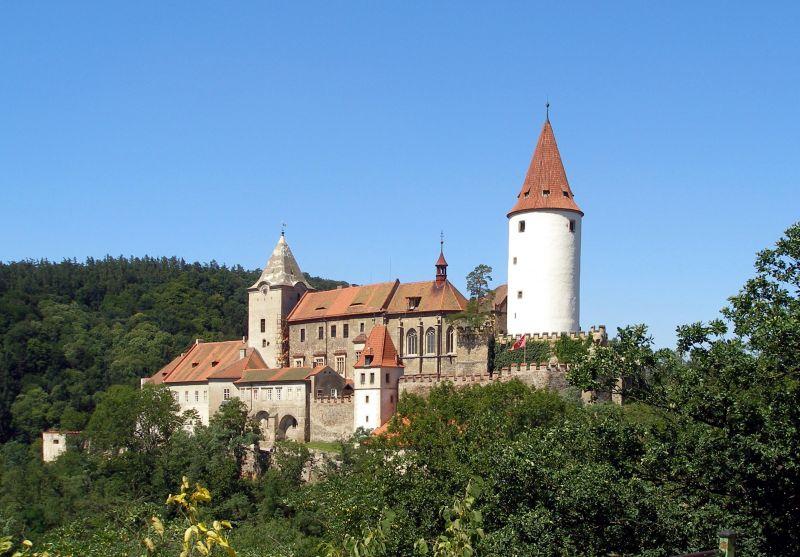 Hrad Křivoklát - Noc kostelů