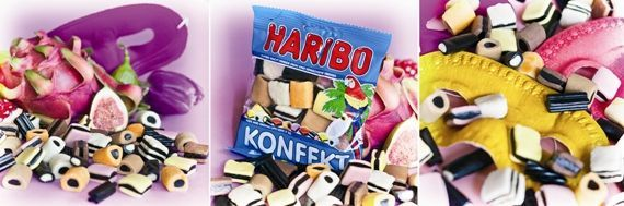 HARIBO Konfekt – jednička mezi lékořicovými produkty HARIBO
