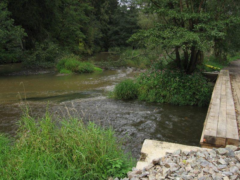 Naučná stezka Kosí potok - soutok se Mží