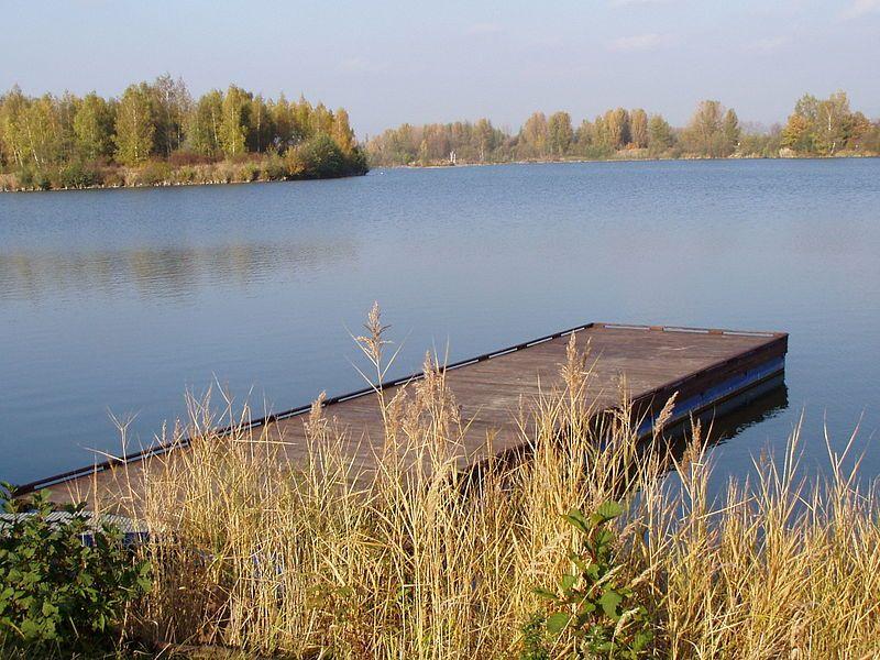 Naučná stezka Kol kolem Olomouce - Chomutovské jezero