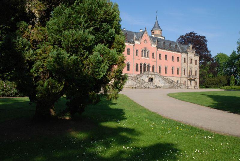 Velká fotografická soutěž 2012 - Liberecký kraj - Sychrov
