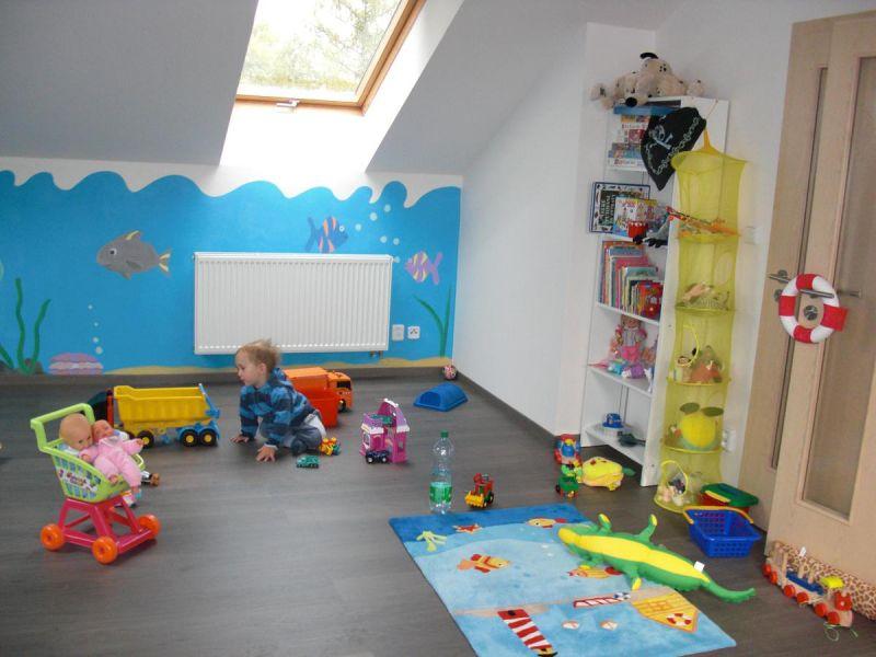 Baby centrum Podmořský svět, Praha - Příměstské tábory