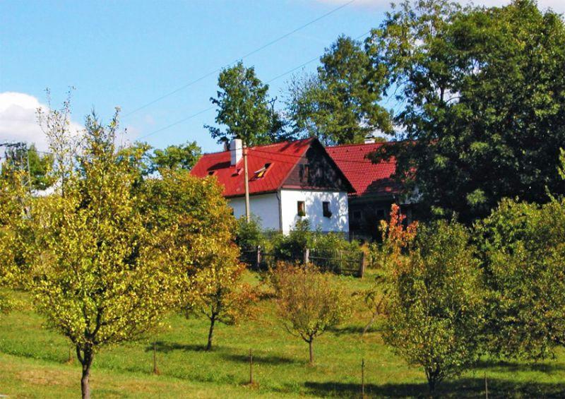 Apartmány v Podolí