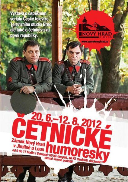 Výstava na léto - Četnické humoresky