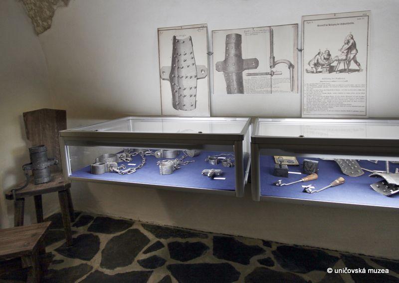 Muzeum vězeňství Uničov