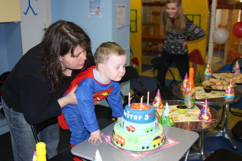 Kavárna Mrňouskov Opava - Narozeninové oslavy pro děti