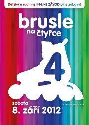 Praha - Brusle a koloběžky na čtyřce