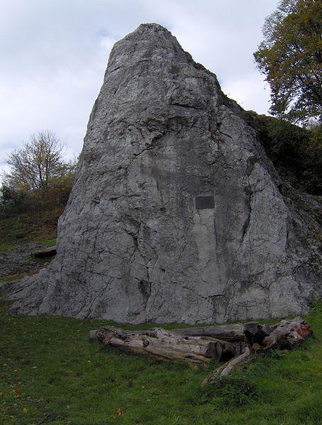 Lašská naučná stezka - Váňův kámen