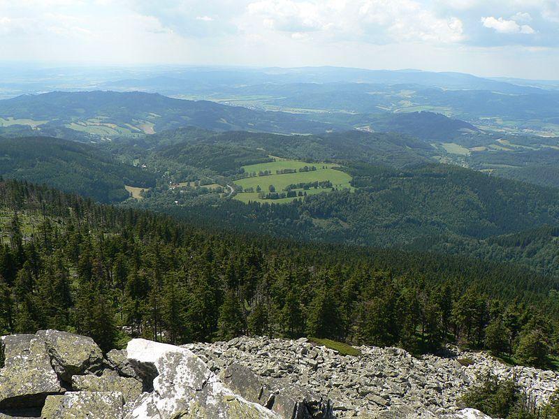 Naučná stezka Světem horských luk - Ztracené kameny