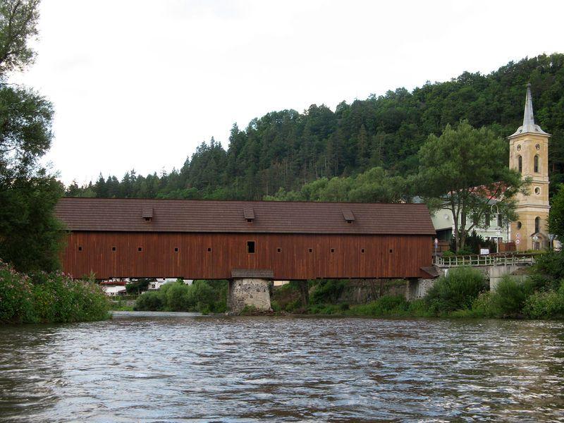 Kyselka - Radošovský Most