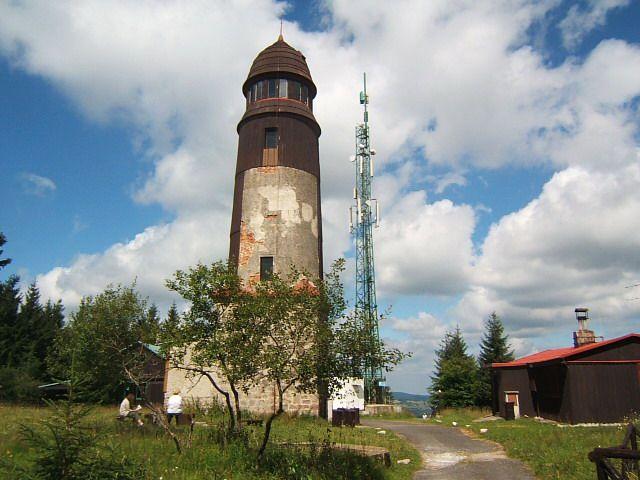 Naučná stezka Horní Blatná – Blatenský vrch