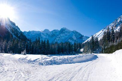 Zimní dovolená za rozumnou cenu