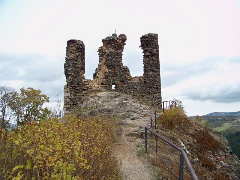 Hrad Andělská Hora
