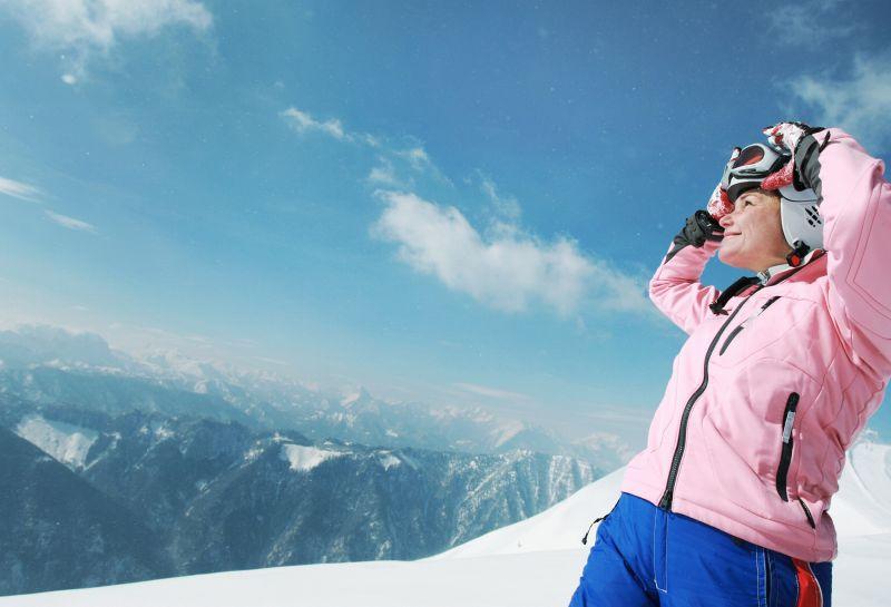 Zimní radovánky v Dolním Rakousku